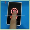 Infrared touch type exit button switch push button swtich