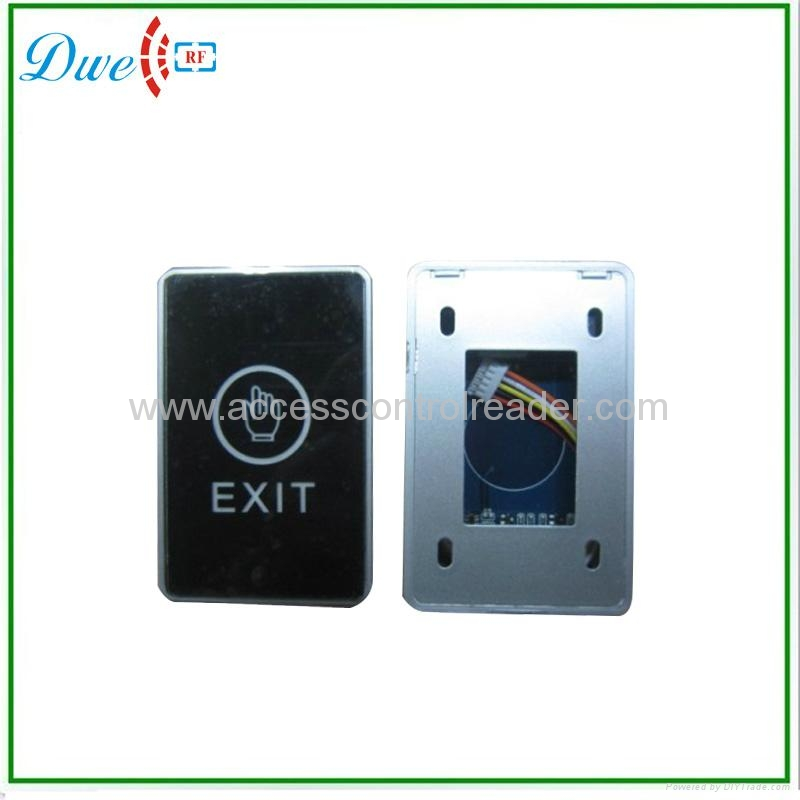 Infrared touch type exit button switch push button swtich  4