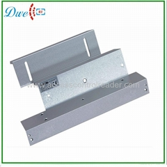 ZL type  Bracket with 90° Door Opening Mode for magnetic lock