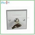Aluminum alloy access control exit
