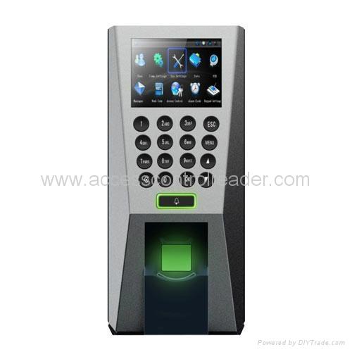 DFA18 Fingerprint standalone access control 1