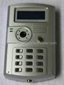 7 inch color handfree video door phone intercom unlock by ID card or password