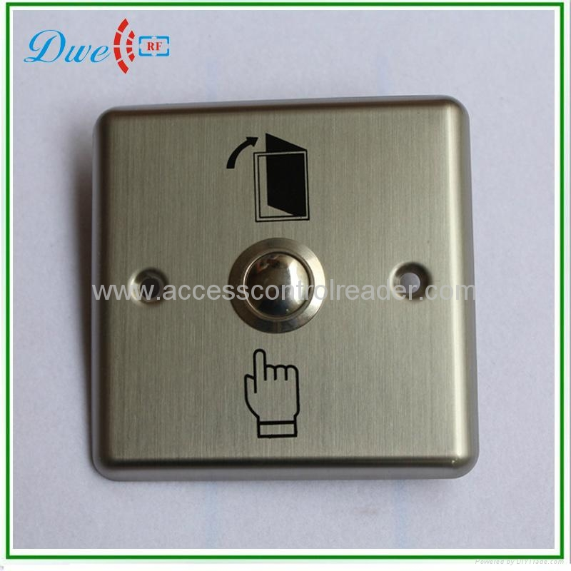 New Exit Button Switch for Door Access Control use 2