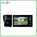 7 inch wireless video door phone for