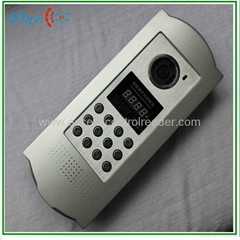 video door phone multi apartment system for villa