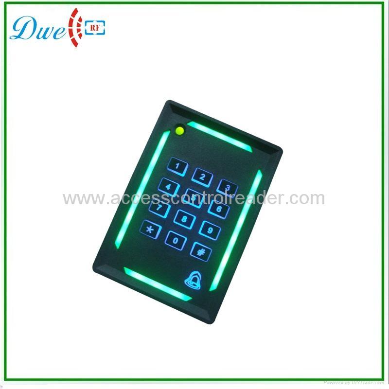 rfid Keypad reader 119B 2