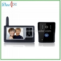 3.5 inch wireless touch screen video