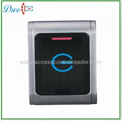 Waterproof metal case access control card reader 002K