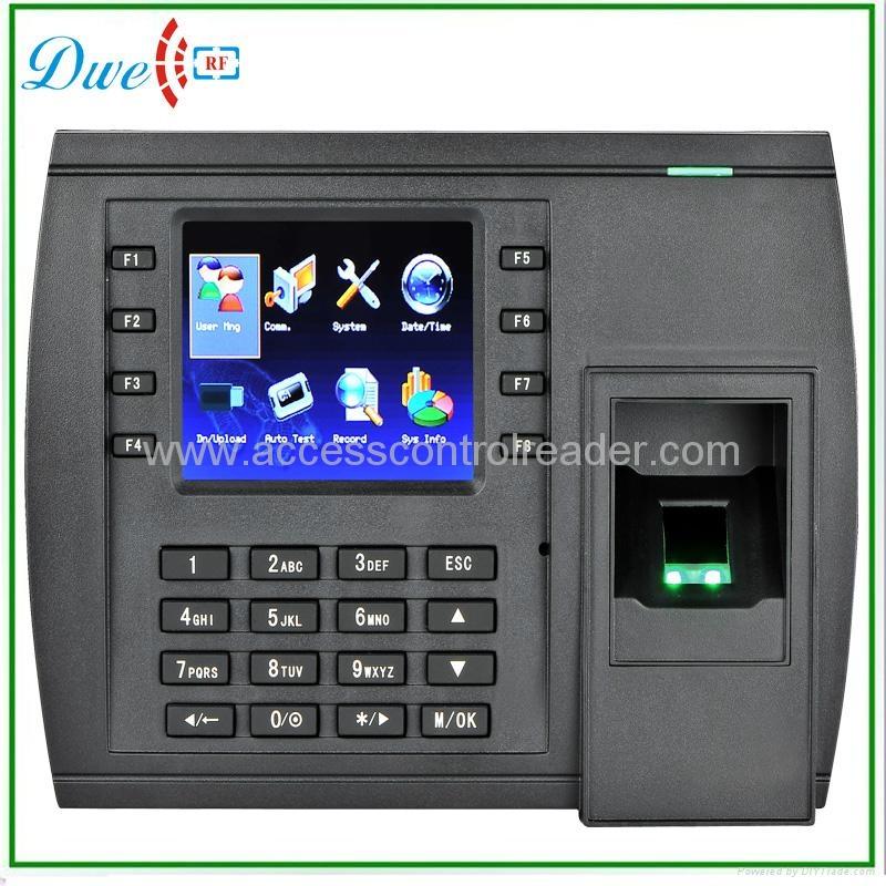 Handheld fingerprint time attendance 3