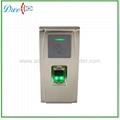 Waterproof fingerprint access control DFA300 1