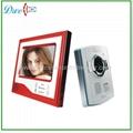 7 inch plastic camera night vision video