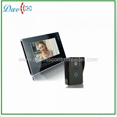 9 Inch Security Ultra-slim Full-touch Screen Color TFT LCD Video Door Phone supp