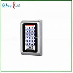 金属防拆门禁读卡器   办公室刷卡门禁控制系统 ID门禁系统一体机