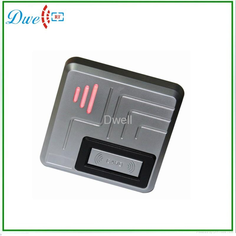 9V to 24VDC metal access control rfid reader waterproof IP68 1