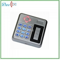 9 to 24V access control metal keypad