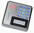 125khz/13.56Mhz keypad /password reader
