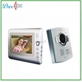 "7"" TFT video intercom door phone for"