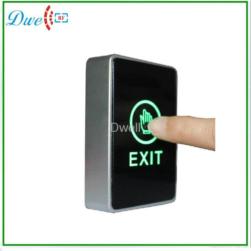 Infrared touch type exit button switch push button swtich  1