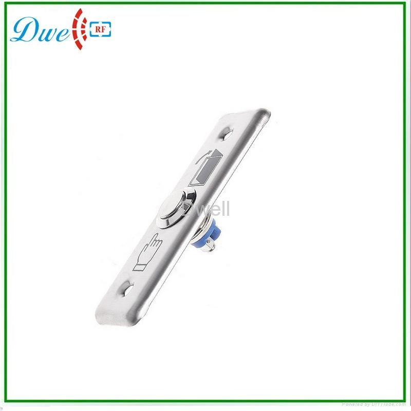 Stainless steel exit button push button switch DW-B04A 2