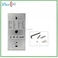 Waterproof metal standalone access control D008-C2