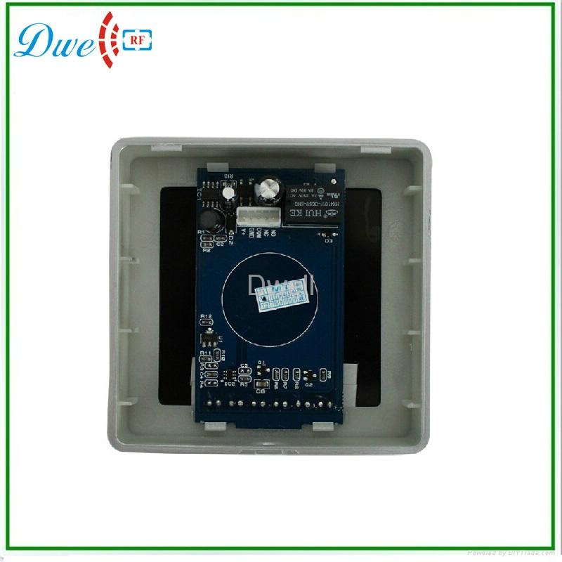 Infrared touch type no nc com  push button switch  4