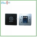 Infrared touch type no nc com  push button switch  5