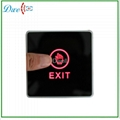 Infrared touch type no nc com  push button switch  2