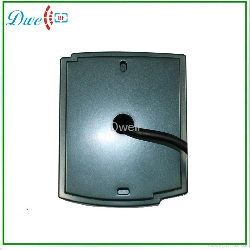 passive access  control keypad reader wiegand output  4