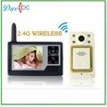 3.5 inch Wireless Video Door Phone Viewer Camera Digital Peephole Door Viewer  1