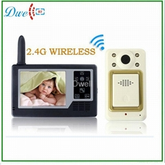 3.5 inch Wireless Video Door Phone Viewer Camera Digital Peephole Door Viewer