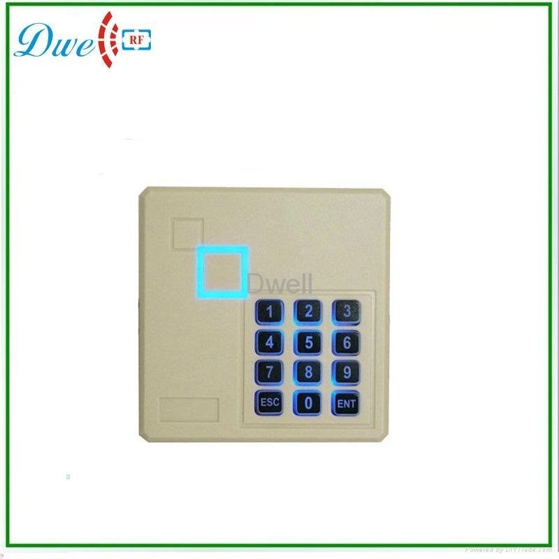 密码门禁ID读卡器 密码门禁一体机ID 可外接的一体机 6