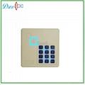密碼門禁ID讀卡器 密碼門禁一體機ID 可外接的一體機