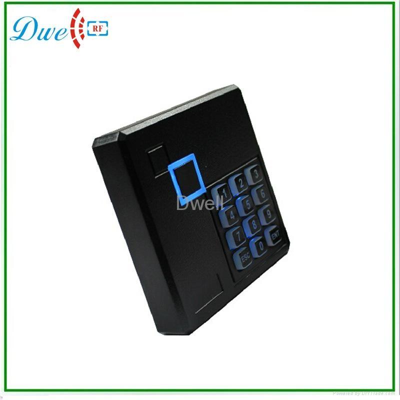 密码门禁ID读卡器 密码门禁一体机ID 可外接的一体机 3