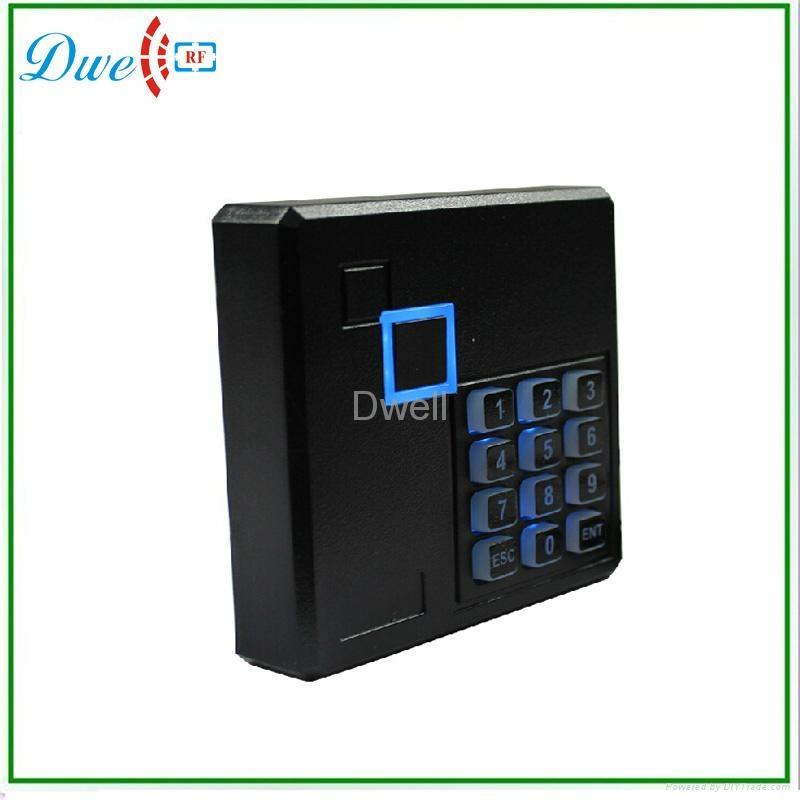 密码门禁ID读卡器 密码门禁一体机ID 可外接的一体机 2