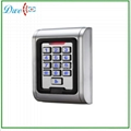 Metal case waterproof access control  keypad reader 002P
