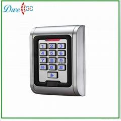 Metal case waterproof access control  keypad reader 002P