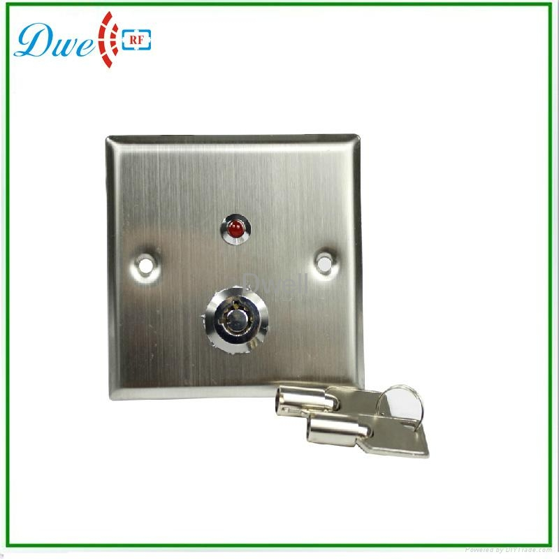 key switch with LED indicator push button switch 1