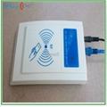 RJ45 TC/IP network access control rfid reader 1