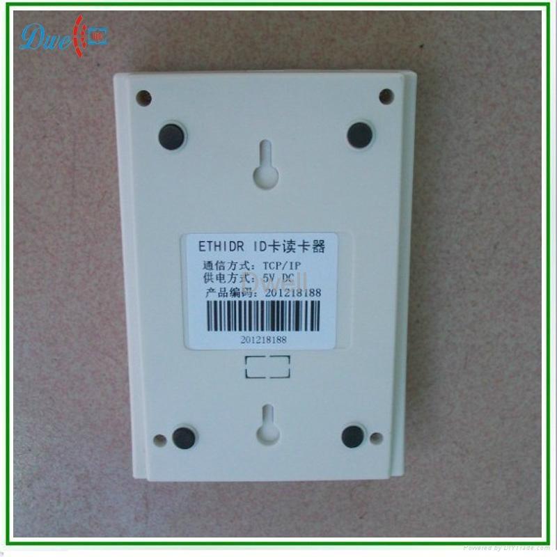 RJ45 TC/IP network access control rfid reader 3