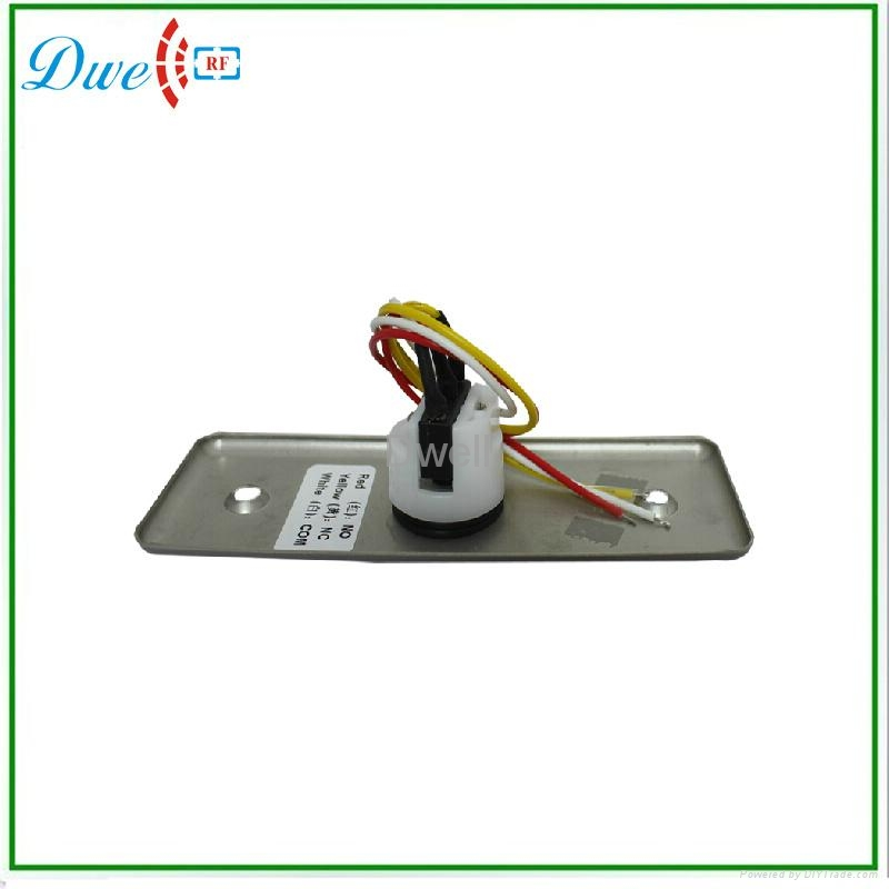 Push button switch no nc  for access contol  5