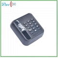 2014 New design proximity access control keypad rfid reader  5