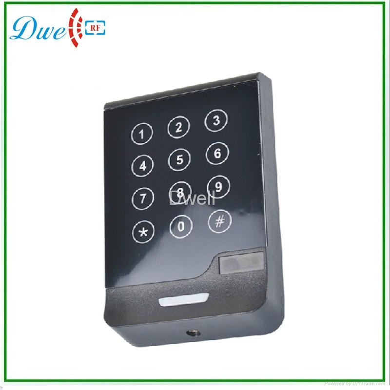 New design touch screen keypad reader   3