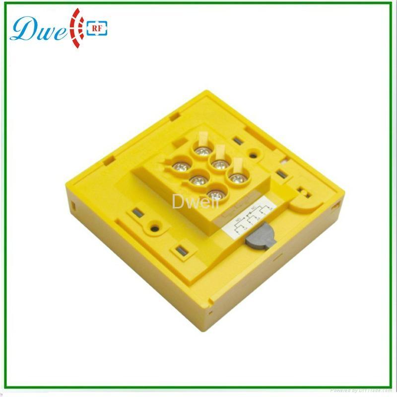 Emergency break glass exit button push button switch DW-B05 12