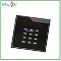 125khz EM-ID or 13.56Mhz  keypad reader D502A
