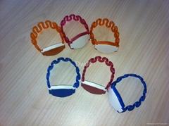 EM or mifare RFID wristband tag K009