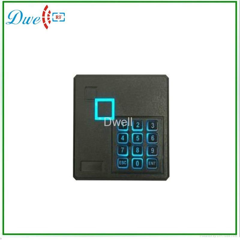 密码门禁读头 门禁密码读头ID一体机   RFID门禁读头  WG26读头 5