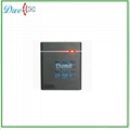 Single door standalone access controller with backlight keypad has external read 1