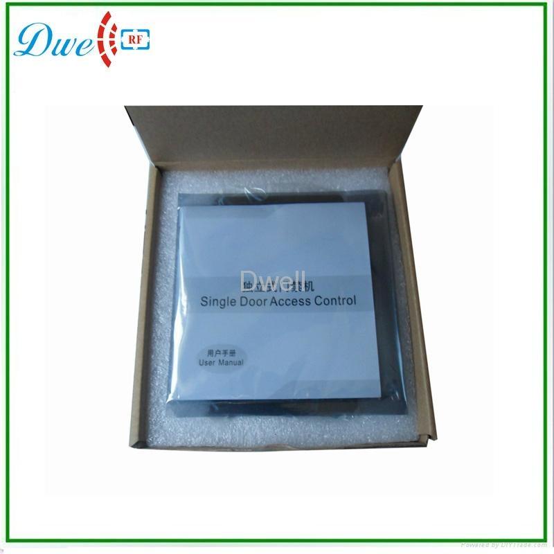 Card Management Single door Standalone Access Controller DW-118A 7