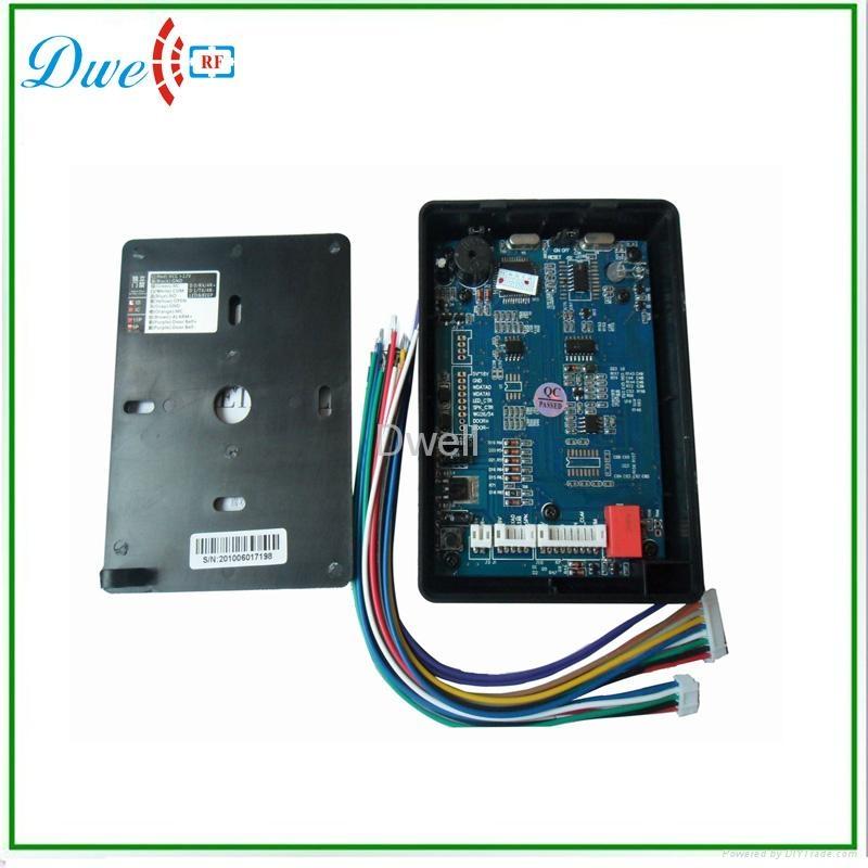 Card Management Single door Standalone Access Controller DW-118A 4