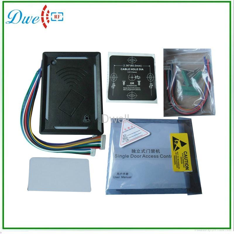Card Management Single door Standalone Access Controller DW-118A 5